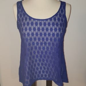 Mossimo lacey tank